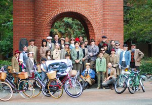 Ballard Historical Society Tweed Ride 2019